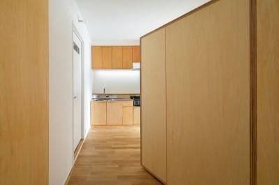 TOR  |  府中の家 (キッチン)
