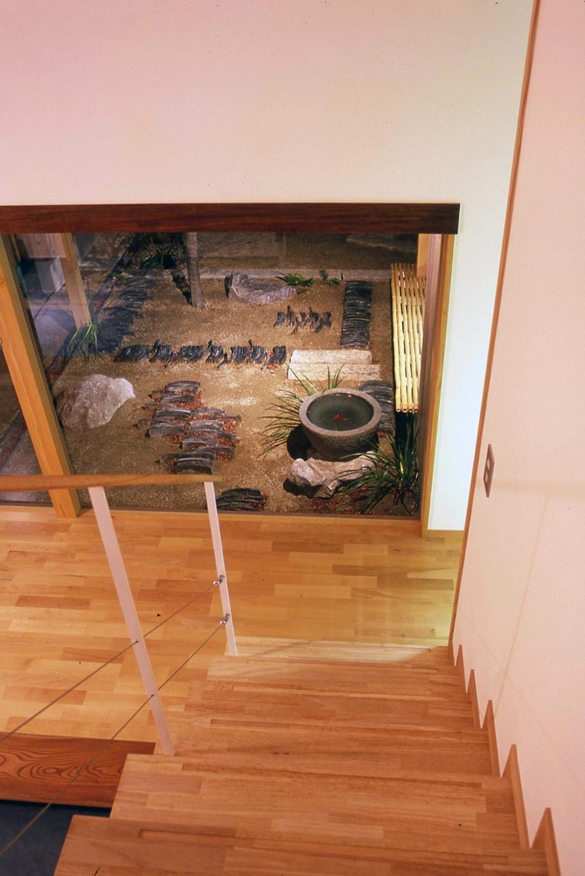 建築家:森吉直剛「小松島の家 / 「間」に住まう」