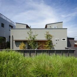 鎌倉中央公園の家 (外観)