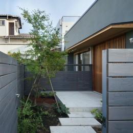 鎌倉中央公園の家