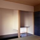 小松島の家 / 「間」に住まうの写真 床の間