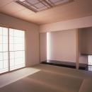 小松島の家 / 「間」に住まうの写真 和室