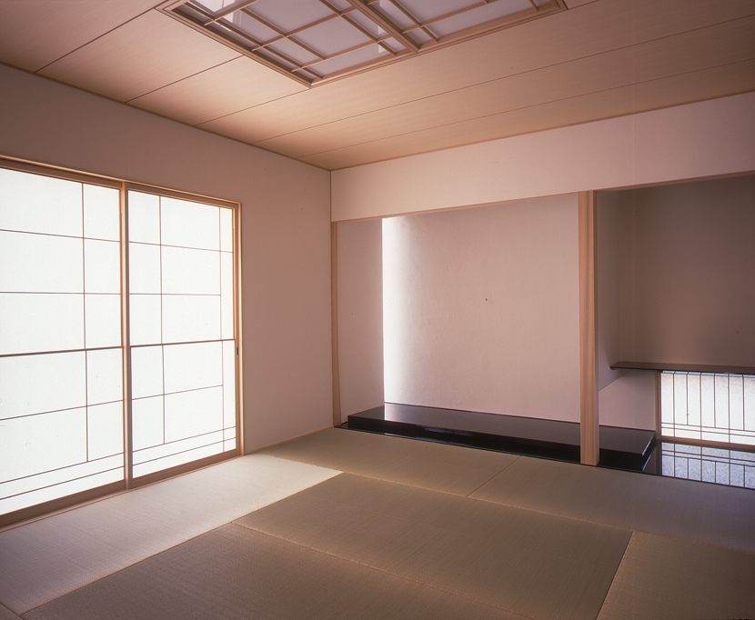 小松島の家 / 「間」に住まう (和室)