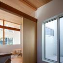 青葉台の家の写真 階段ホール