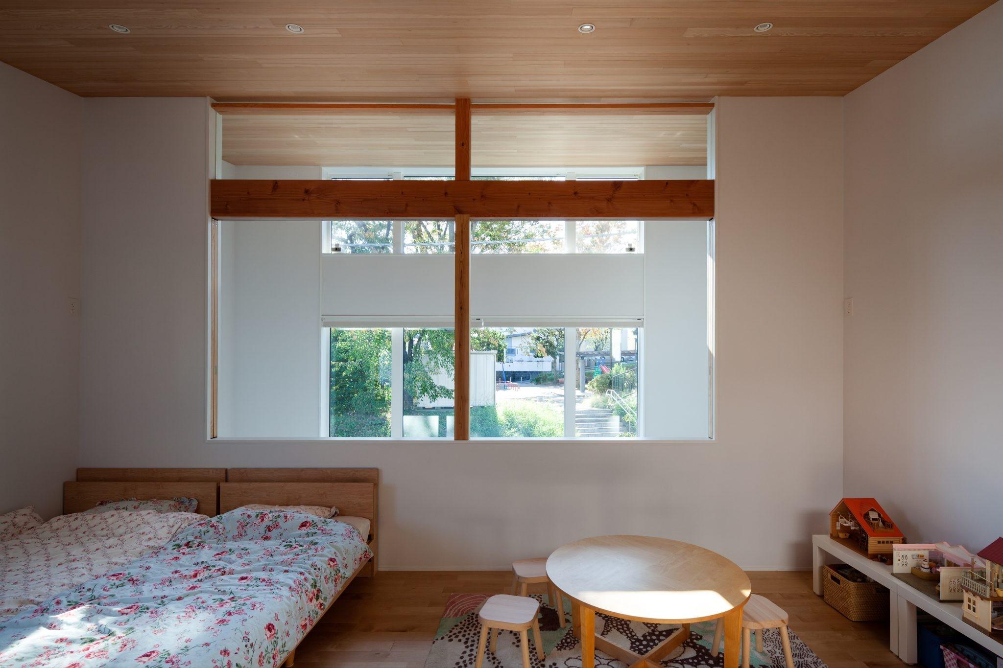子供部屋事例:子供部屋(青葉台の家)