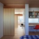 青葉台の家の写真 主寝室