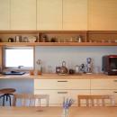 暮らしを楽しむ家~好きなインテリアと雑貨に囲まれた暮らし~の写真 ダイニングキッチン