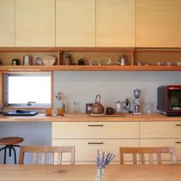 暮らしを楽しむ家~好きなインテリアと雑貨に囲まれた暮らし~ (ダイニングキッチン)