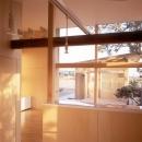 小松島の家 / 「間」に住まうの写真 ダイニング、リビング、テラス、音楽室