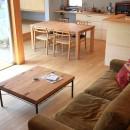 暮らしを楽しむ家~好きなインテリアと雑貨に囲まれた暮らし~の写真 LDK