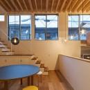 西七条の家の写真 リビング・ダイニング・キッチン