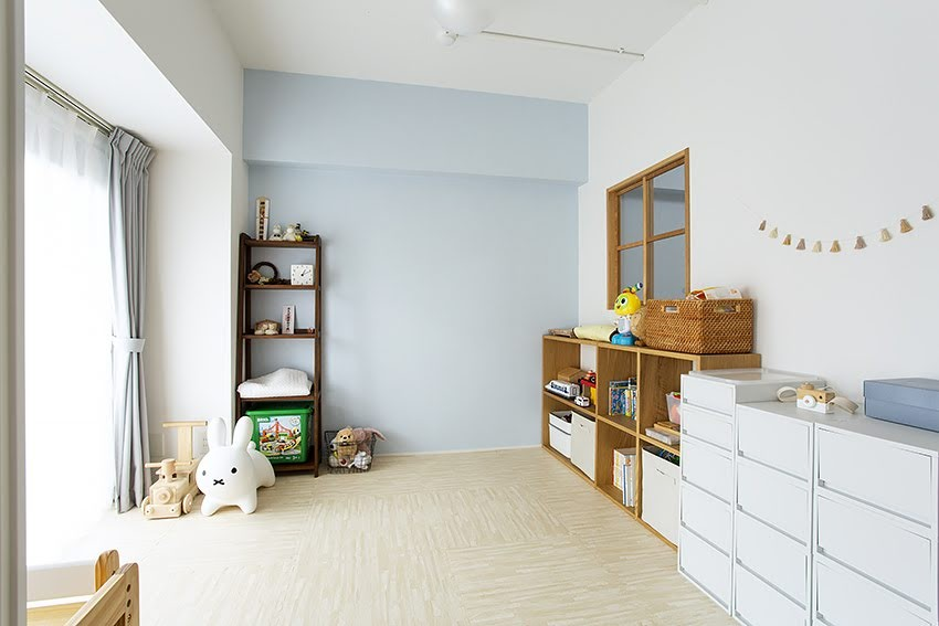 子供部屋事例:造作窓のある子ども部屋@CIRCUIT(CIRCUIT)