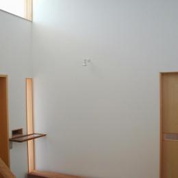 小松島の家 / 「間」に住まう (玄関)