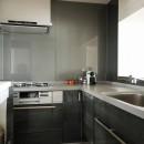 待ち望んだ、その一言の写真 I型からL型に変更したキッチン