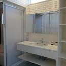 Via-houseの写真 洗面室
