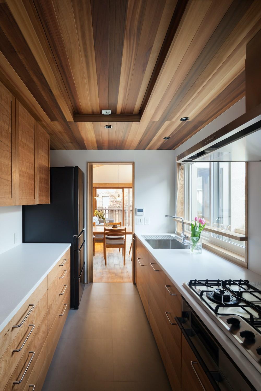 深沢の家 (キッチン)