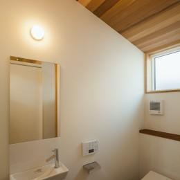 深沢の家 (トイレ)