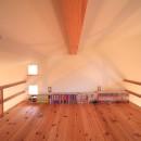 北欧家具と暮らす家~両親から譲り受けた古家の思い出をちりばめた家~の写真 子供室