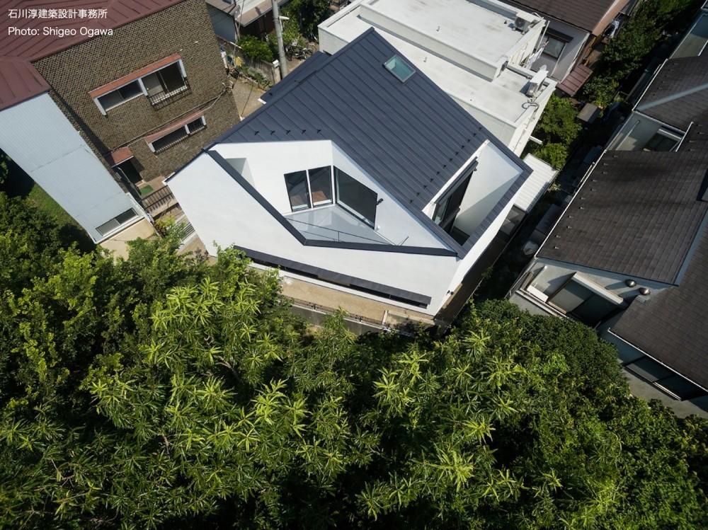 外観 (公園前の家 OUCHI-44)