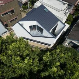 公園前の家 OUCHI-44 (外観)