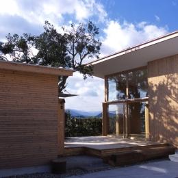 小松島の家 / 「間」に住まう (外観)