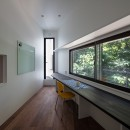 公園前の家 OUCHI-44の写真 書斎