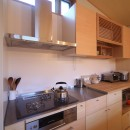 シンプル+ナチュラルな家~2人の好きをMIXした家~の写真 キッチン