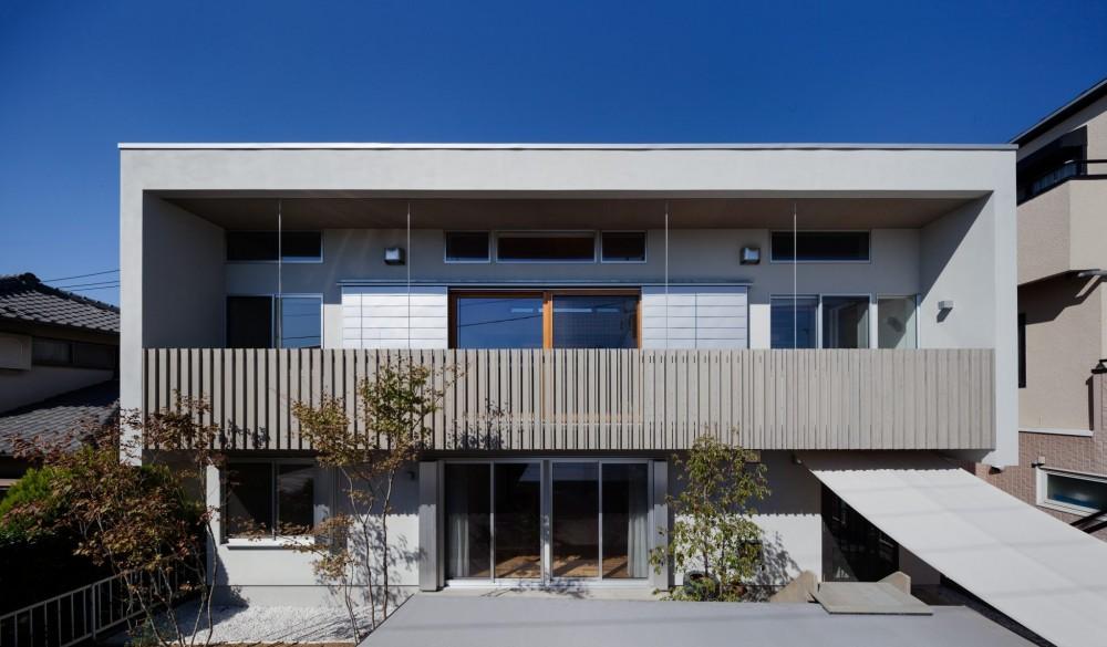 たまプラーザの家(2世帯住宅) (外観)