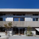 たまプラーザの家(2世帯住宅)の写真 外観