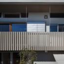 たまプラーザの家(2世帯住宅)の写真 南面外観
