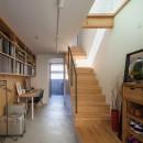 たまプラーザの家(2世帯住宅)の写真 ワークルーム