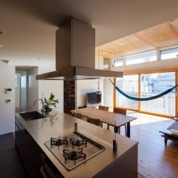 たまプラーザの家(2世帯住宅)