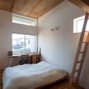 たまプラーザの家(2世帯住宅)の写真 主寝室