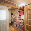 たまプラーザの家(2世帯住宅)の写真 子供部屋