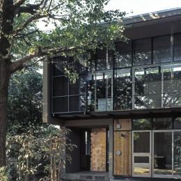 大銀杏の家(二世帯住宅)