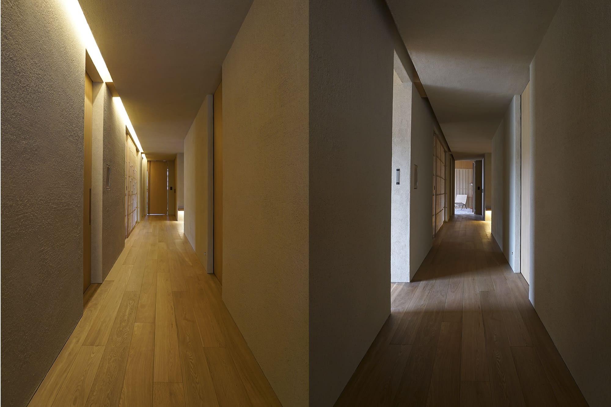 その他事例:豊中の家 廊下(豊中の家)