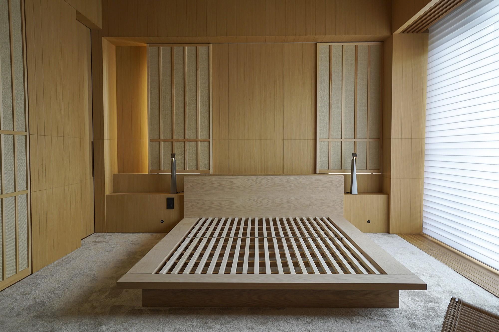 ベッドルーム事例:豊中の家 寝室(豊中の家)