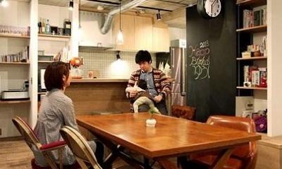 正方形のpersonarity (DINING2)