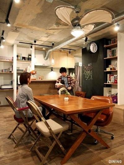 DINING2 (正方形のpersonarity)