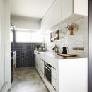 デッドスペースのない家の写真 キッチン