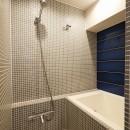デッドスペースのない家の写真 バスルーム