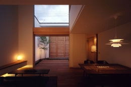 寛の家71 (リビングルーム)