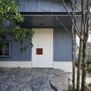 登り庭の家/徒歩15秒の山荘の写真 エントランス