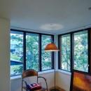 登り庭の家/徒歩15秒の山荘の写真 コンサバトリー