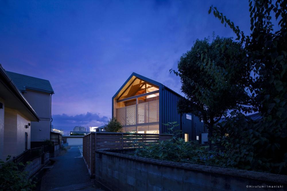 加古川の家 (ファサード)