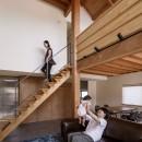 加古川の家の写真 リビング