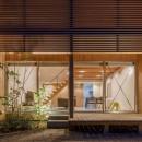 加古川の家の写真 デッキ