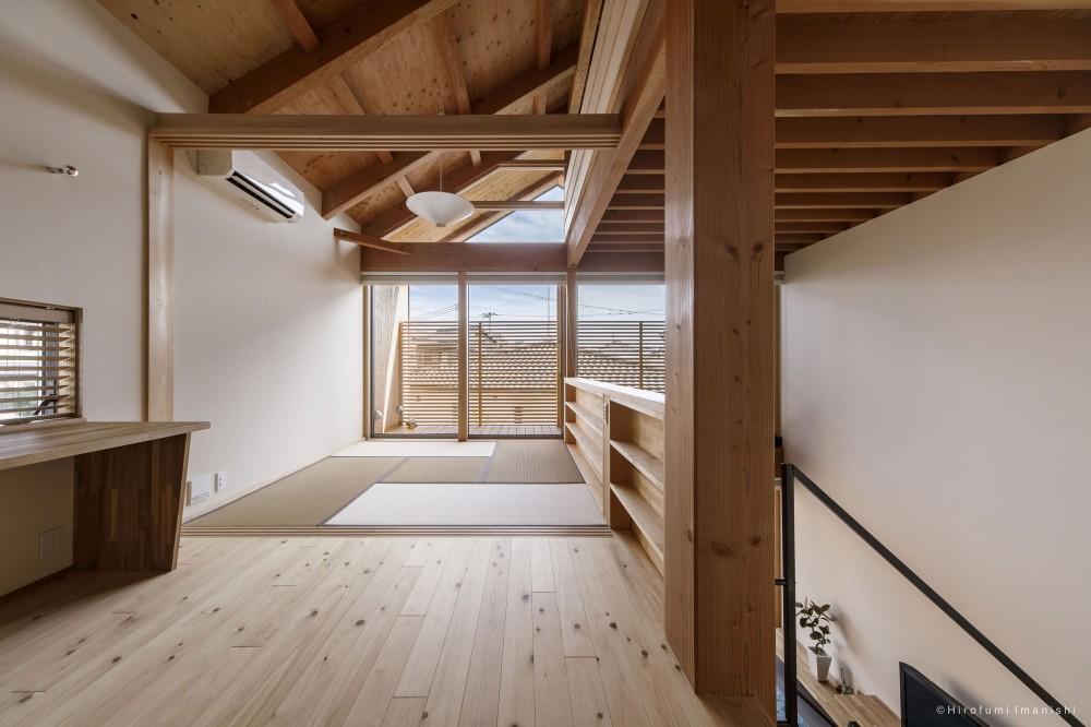 加古川の家 (和室)