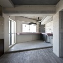 既存を活かした住宅兼レンタルスペースの写真 キッチン