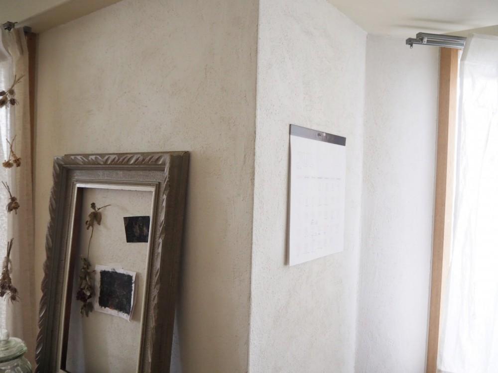 セルフビルドのマンションリフォーム (リビングダイニング)
